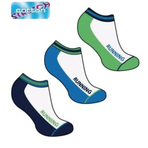 Calcetines Running -Joluvi- Pack 3 pares