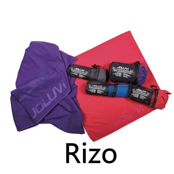 Toalla Microfibra Rizo