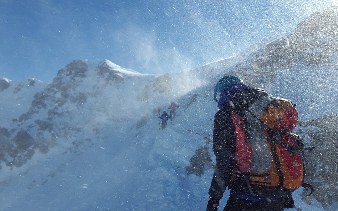 Chaqueta Calefactable Ski