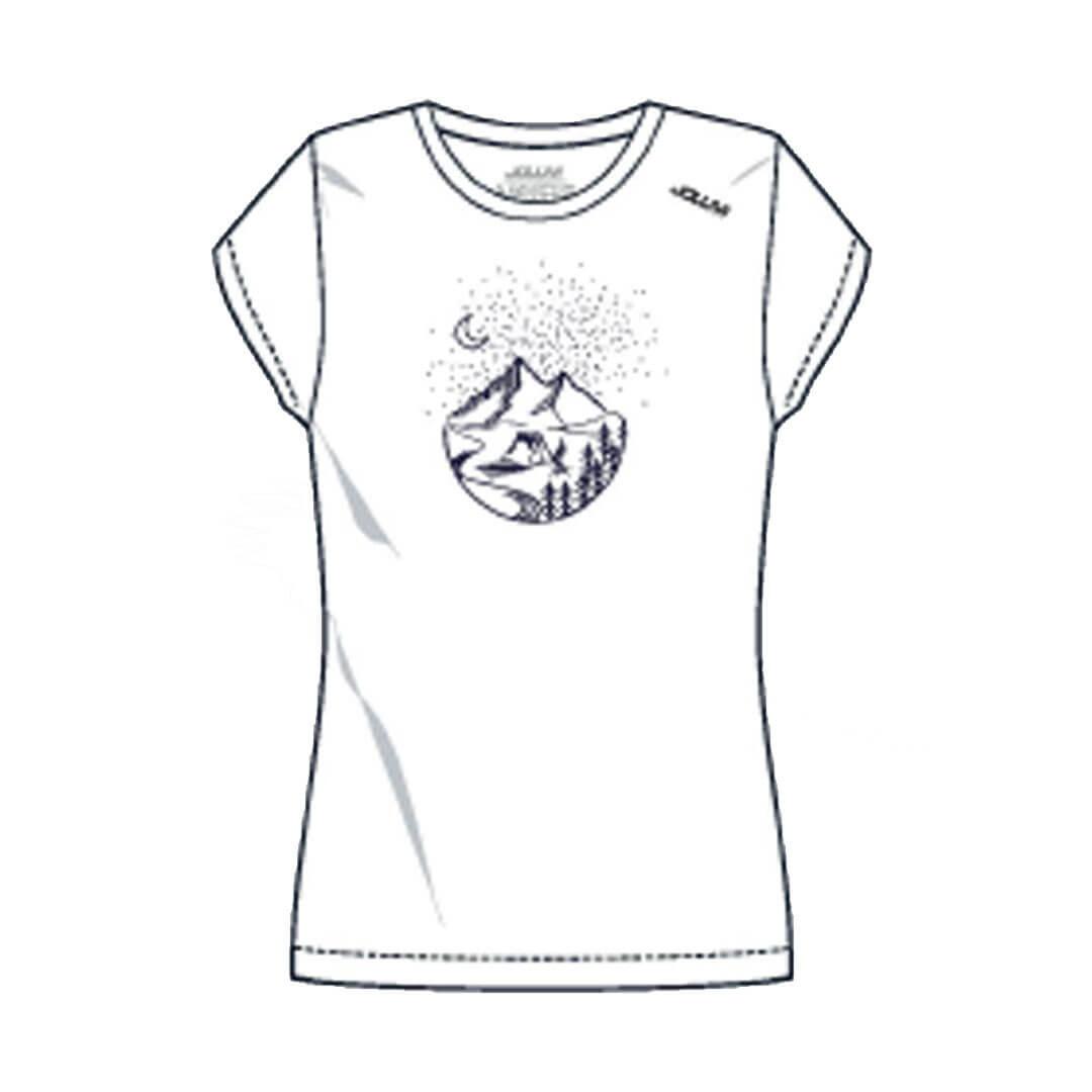 Camiseta algodón egipcio Joluvi