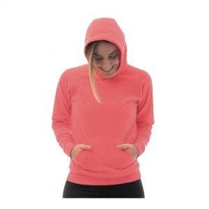 Surprise Hoodie Forro Polar ropa senderismo invierno