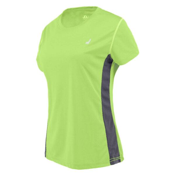 Camiseta técnica ultra trail Mujer Joluvi Tallas Grandes