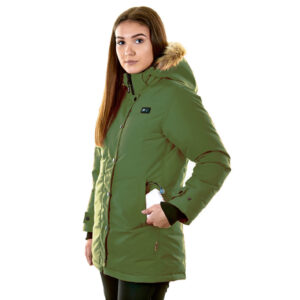 Parka Calefactable Heat Mujer Joluvi