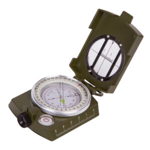 Brújula Líquida de Orientación Levenhuk Army AC10