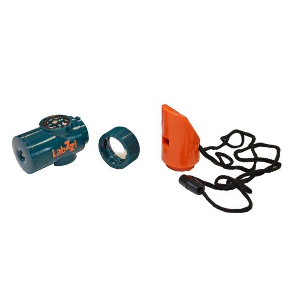 Kit de supervivencia para niños Levenhuk