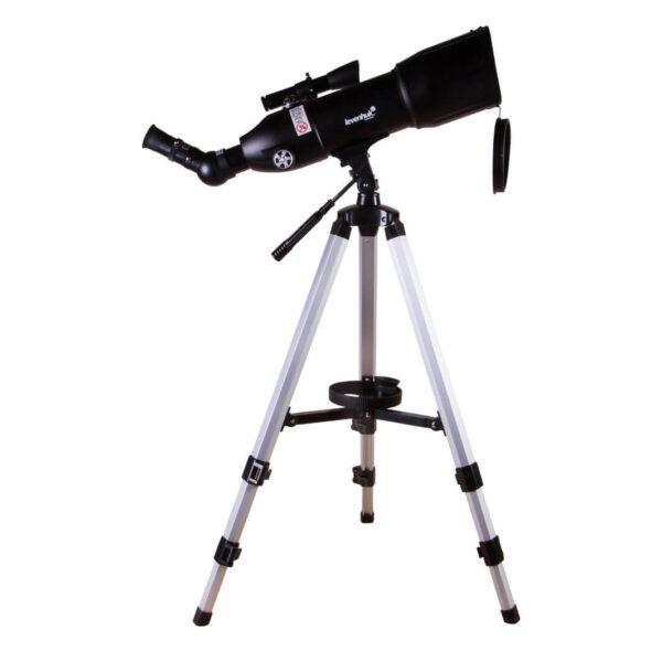 Telescopio Astronómico Levenhuk Travel80 Refractor