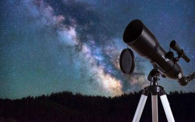 Cómo Elegir un Telescopio Astronómico de Iniciación