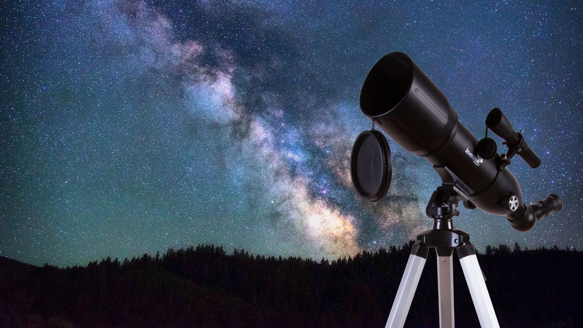Elegir telescopio astronómico