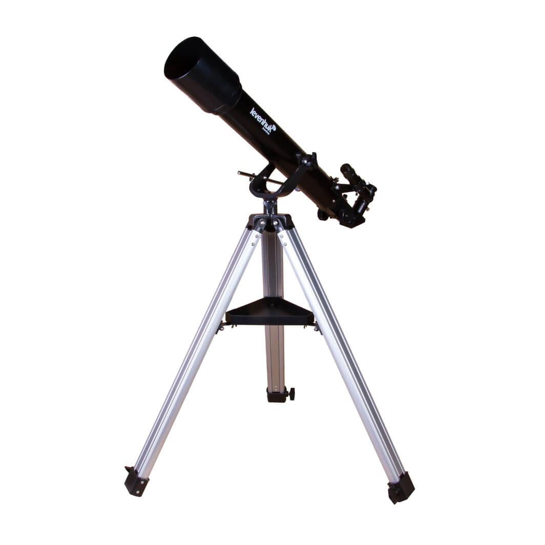 Telescopio Astronómico Levenhuk Base 70T Refractor