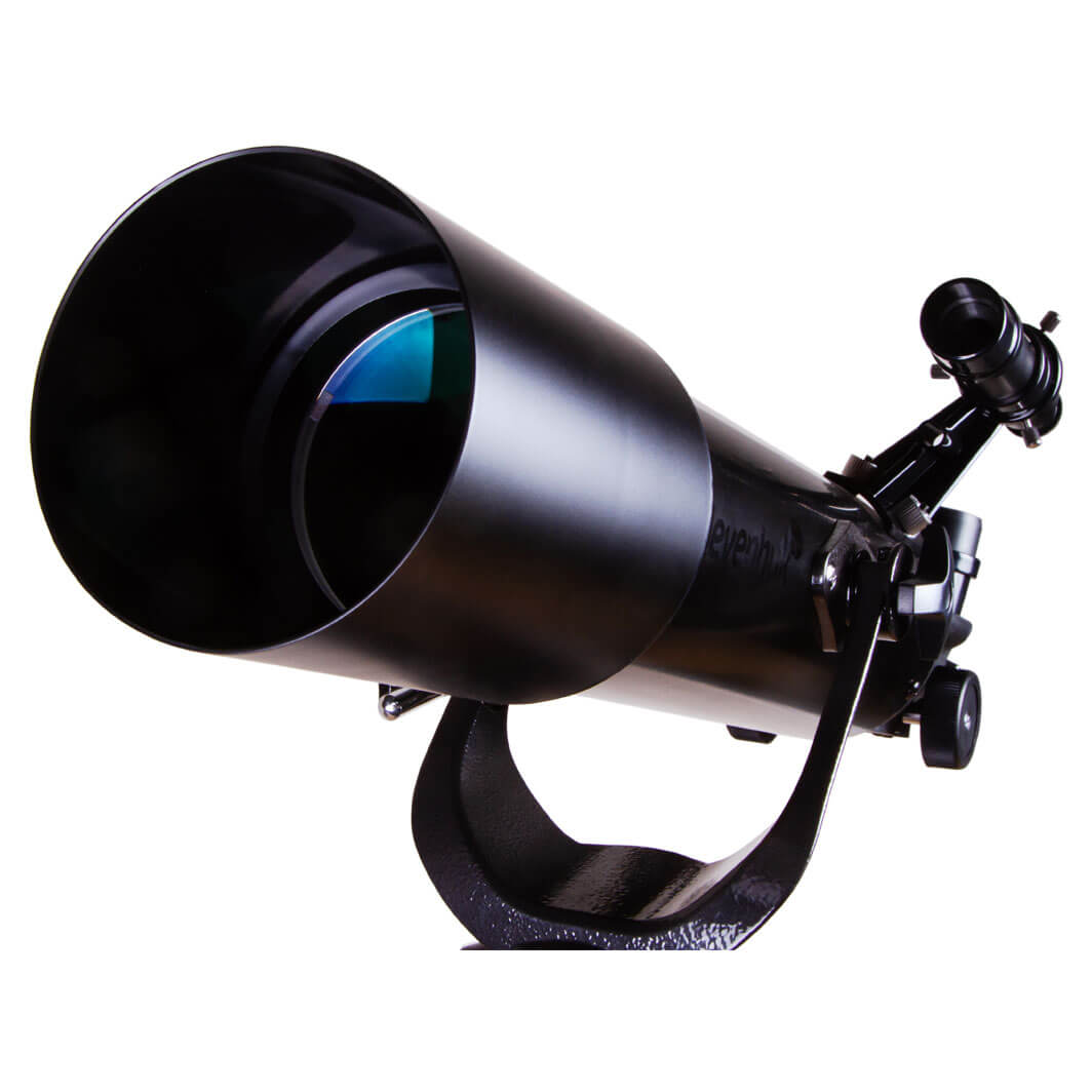 Telescopio Astronómico Levenhuk Base 80T Refractor