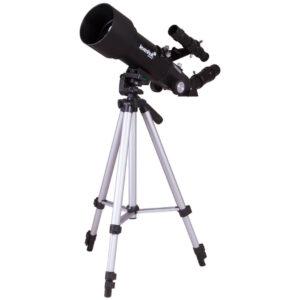 Telescopio Astronómico Levenhuk Travel Sun 70 Refractor