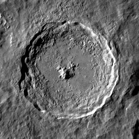 Cráter Tycho