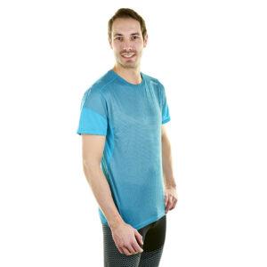 Camiseta Técnica Hombre Joluvi Azul Tallas Grandes