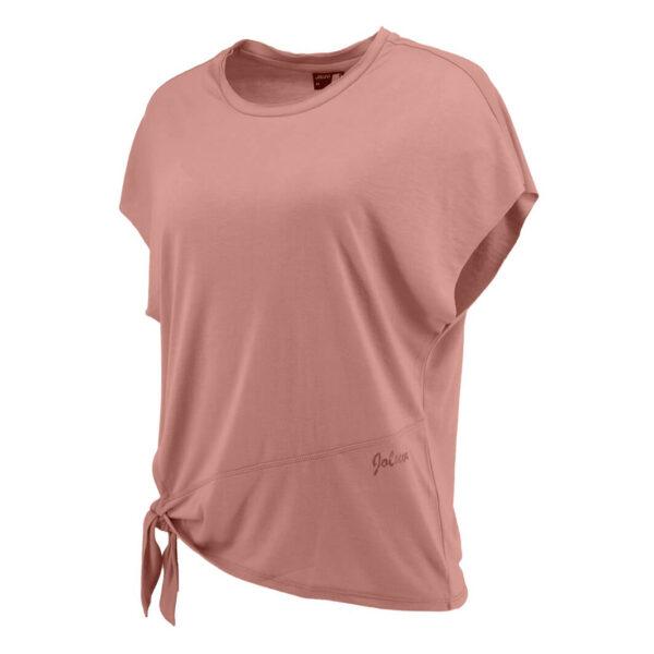 Camiseta Algodón Mujer Joluvi. Rosa
